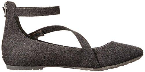 Flat Ranton Ballet Grey Blowfish Women's Ankle Strap AOxxgPw