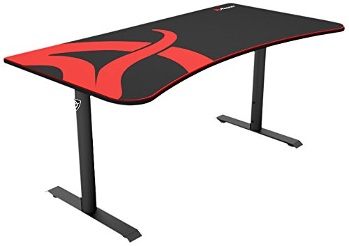 Arozzi Arena Gaming Desk – Black For Sale