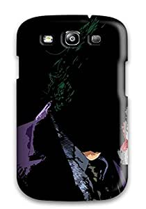 Galaxy Cover Case - The Joker Protective Case Compatibel With Galaxy S3