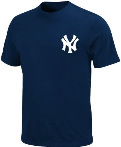 Majestic New York Yankees Wordmark T-Shirt