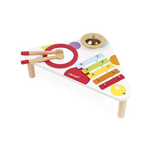 Janod JND07634 Confetti Musical Table
