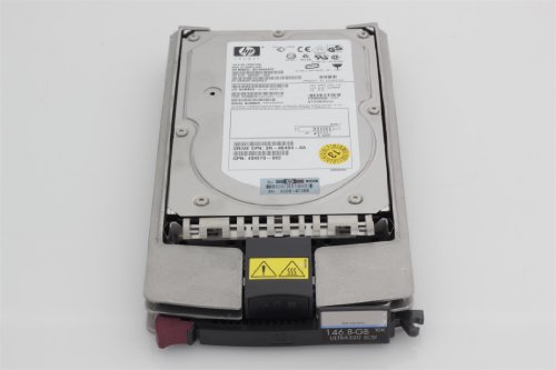 B22 Disk Drive - HP 289044-001 Ultra320 SCSI 10000 rpm 146.80 GB Hot Swappable Hard Drive