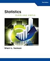 Statistics Plain and Simple, 3rd Edition Front Cover