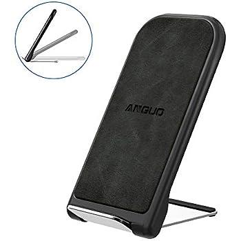 Amazon.com: HBorna Wireless Charger, Qi Certified 7.5w ...