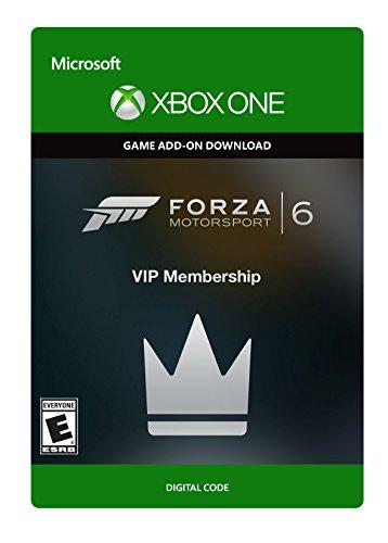 Forza Motorsport 6: VIP Membership - Xbox One Digital Code by Microsoft