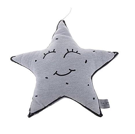 Fengh Cute Little Forma de Estrella Luminoso cojín bebé ...