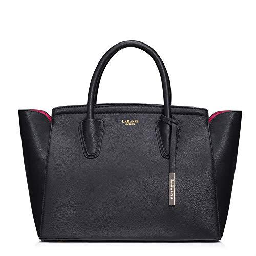51d1d447aeffe LaBante - Tote Bag Women - Grant- Black Handbag Work Bag Laptop Bags for  Women