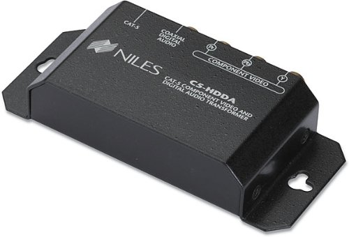 Niles C5-HDDA CAT-5 component video and coaxial digital audio balun ()