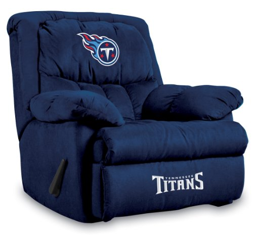 Tennessee Titans Recliner Titans Leather Recliner Titans