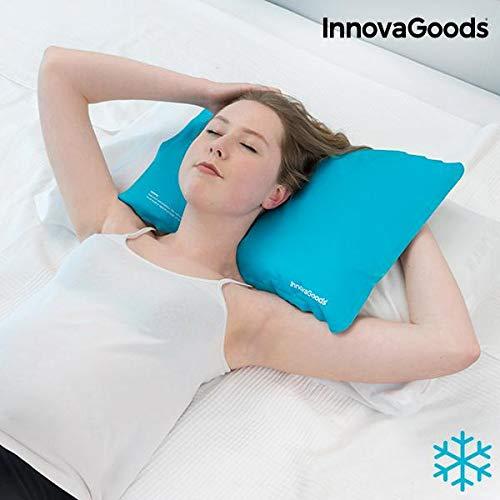 InnovaGoods IG116776 Cojín refrescante rellenable SI