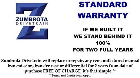 Zumbrota Drivetrain RTC273D-4 Remanufactured Transfer Case