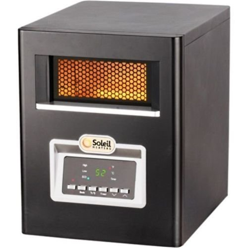 Infrared Quartz Portable Electric Space Heater with Remote 1500w Infrared Heater Will Heat a Designated Space Without Reducing Humidity or Oxygen | 1500W a amzn_product_post Electric Heat Heater Infrared Infrared Heaters Infrared Heaters or Portable Quartz Remote Space with