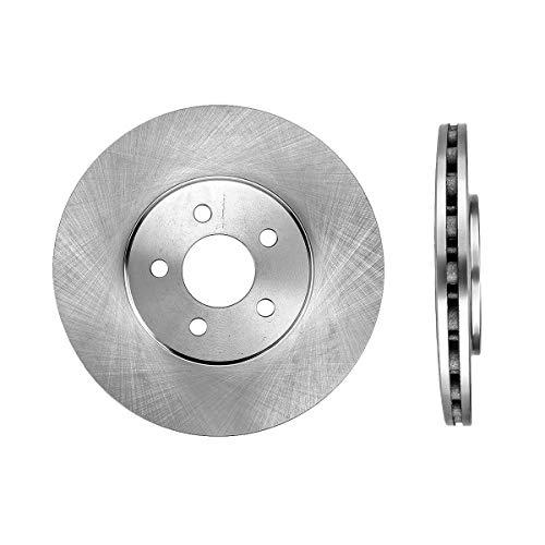 - FRONT Premium Grade OE 282 mm [2] Rotors Set CBO200156 [ for Chrysler Cirrus Sebring Dodge Stratus Plymouth Breeze ]