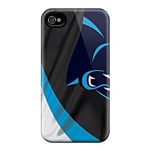 Flexible Tpu Back Cases Covers For Iphone 6 - Carolina Panthers