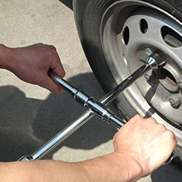 Uniqus Folding Cross Wrench Repair