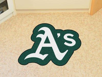 Oakland Athletics Bath Rug Athletics Bath Rug Athletics