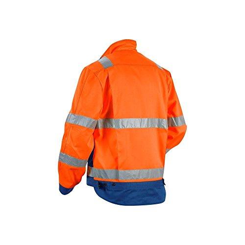 Giacca Ad Orange Blaklader Visibilità bleu Alta PwSdStq6