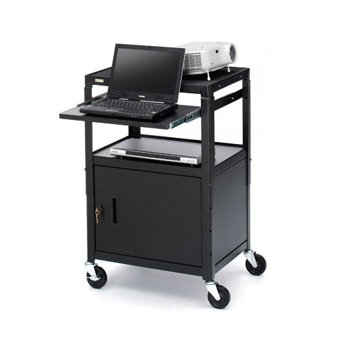 Bretford Presentation (Bretford Multipurpose Cart with Cabinet CA2642NS-E5)