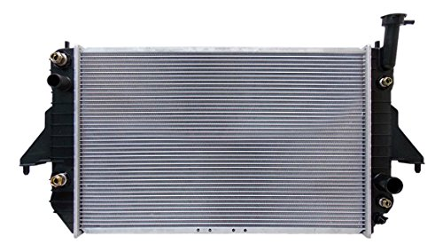 Van Radiator Safari (RADIATOR FOR CHEVY GMC FITS SAFARI ASTRO VAN 4.3 V6 6CYL 2003)