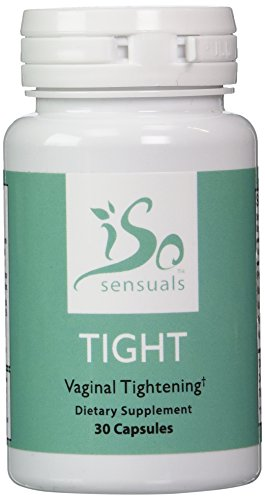 IsoSensuals TIGHT | Vaginal Tightening Pills - 1 Bottle