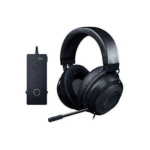 IDS Home Kraken Tournament Edition Headphones Lightweight Design Gaming Headset - Black