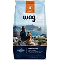Amazon Brand - Wag Dry Dog Food Trial Size, 5 lb. Bag