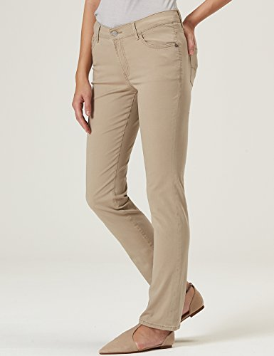 Droite Betty Femme Pioneer Droit Jean Coupe Straight Beige Jambe Droite Sand 23 rq8Id8xw
