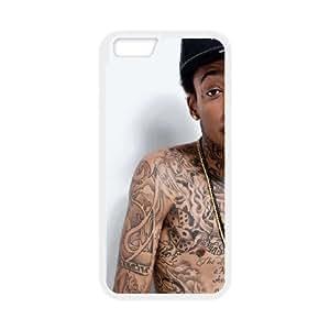 Rapper Wiz Khalifa iPhone 6 4.7 Inch Cell Phone Case White DIY TOY xxy002_909871