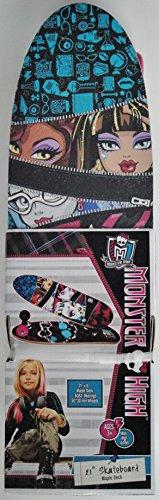 Monster High 21'' Skateboard Maple Deck by Bravo Sports (Image #2)