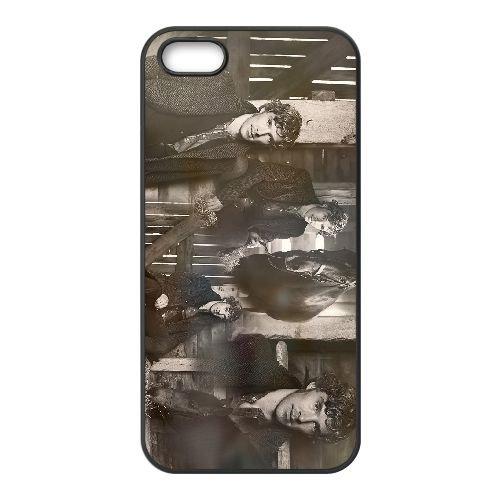 Benedict Cumberbatch 001 coque iPhone 4 4S cellulaire cas coque de téléphone cas téléphone cellulaire noir couvercle EEEXLKNBC23511
