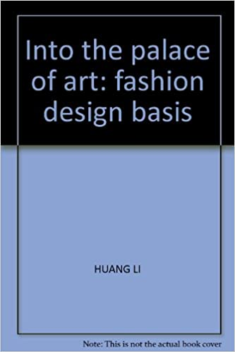 Into the palace of art: fashion design basis