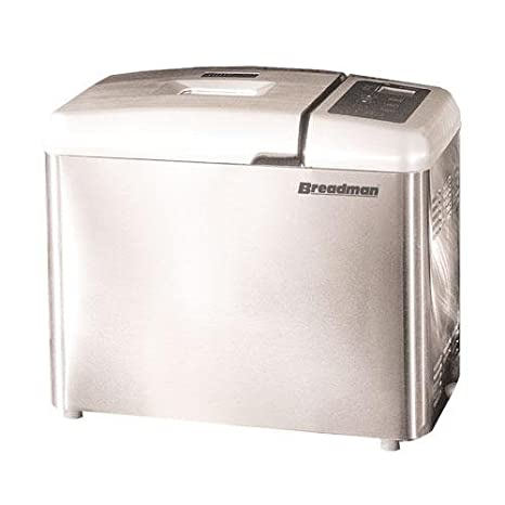 Amazon.com: breadman tr900s professional-series Panificadora ...