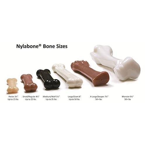 70%OFF Nylabone Dura Chew Flavored Bone Dog Chew Toy