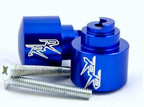 i5 Blue Billet Bar Ends for Honda CBR600RR CBR929RR CBR954RR CBR1000RR CBR600 CBR929 CBR954 CBR1000 CBR 600 F2 F3 F4 F4i 900 929 954 1000 RR 600RR 929RR 954RR 1000RR