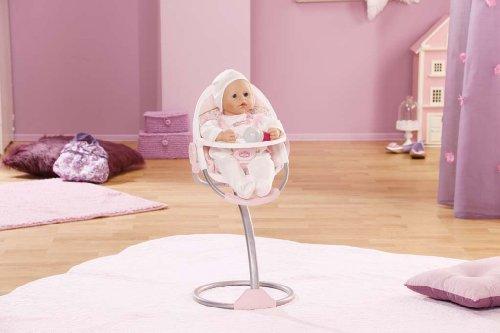 Hochstühle Für Babys Und Kleinkinder ~ Zapf creation 792094 baby annabell hochstuhl: amazon.de: spielzeug