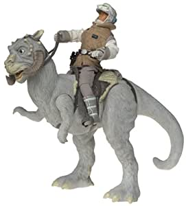 "Star Wars 12"" Inch Deluxe Action Figure Set LUKE SKYWALKER & TAUNTAUN Empire Strikes Back - HUGE Toys R Us Exclusive - Fully Poseable"