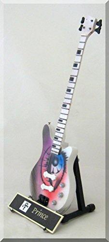 PRINCE Miniature Guitar ONE-EYED Bass Warwick (Prince Guitar Electric)