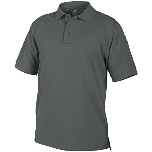 Helikon Urban Tactical Line Polohemd TopCool Shadow Grau