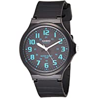 Relógio Masculino Casio Analógico Mw2402Bvdf - Preto
