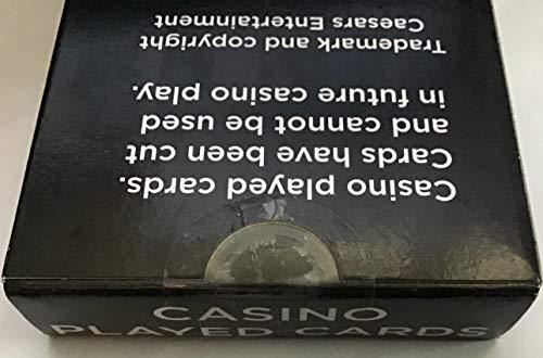 Amazon.com: Harrah de las Vegas Casino Jugando Tarjetas ...