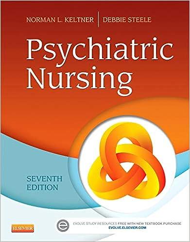 Psychiatric Nursing 9780323185790 Medicine Health Science Books