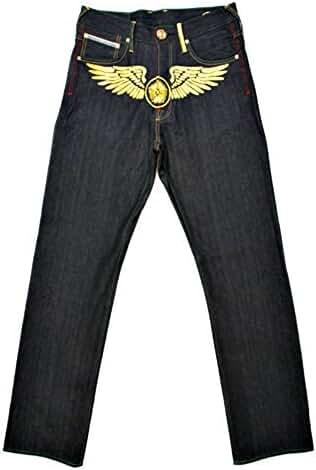 Yoropiko Mym Fly denim jeans YORO0656.
