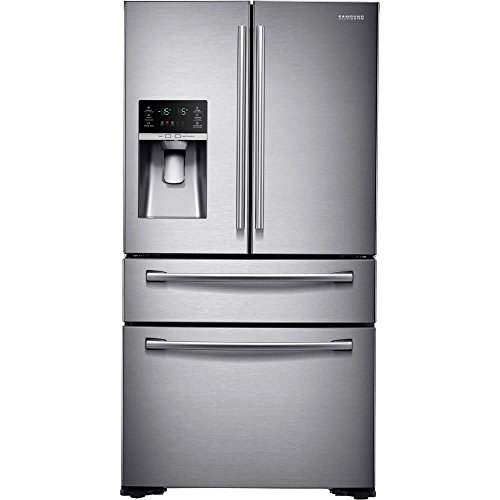 Samsung RF30KMEDBSR / RF30KMEDBSR/AA / RF30KMEDBSR/AA 30 Cu. Ft. Stainless French Door Refrigerator
