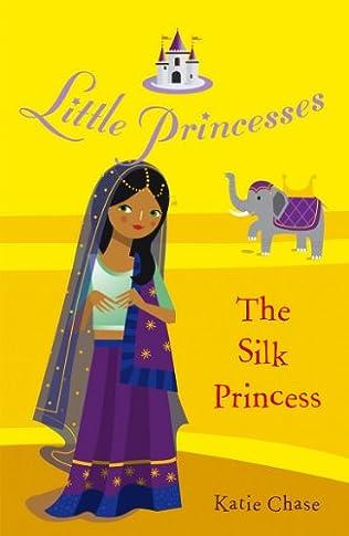 book cover of The Silk Princess