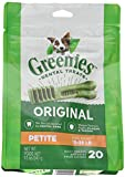 Greenies Dog Dental Chew Treats Petite 12Oz 20Ct For Sale