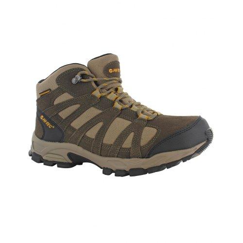 Hi-tec Alto Mid Wp Heren Boot / Herenlaarzen Bruin