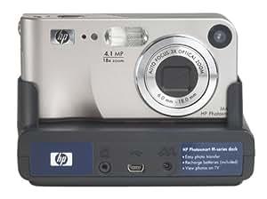 HP Photosmart M407 4MP Digital Camera with 3x Optical Zoom & M-Series Dock
