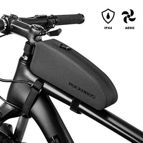 RockBros Top Tube Bag Water Resistant IPX4 Bike Frame Bag