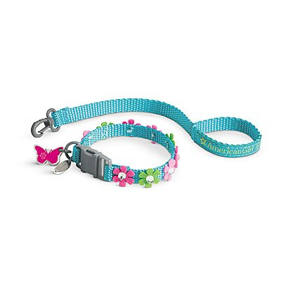 American Girl - Blossoms Pet Collar & Leash - My AG 2014 by American Girl