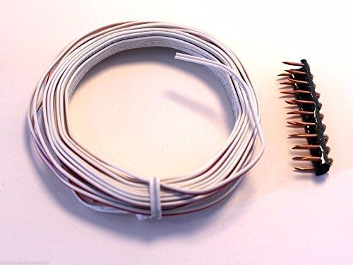 (Garage Door Opener 2 Conductor Bell Wire with)